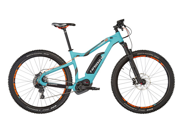 "HAIBIKE Xduro HardNine 6.0 29"" 2. Wahl cyan/anthr./orange matt"
